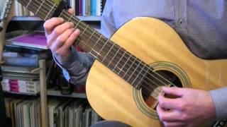 Faded - Alan Walker (Intermediate fingerstyle cover)