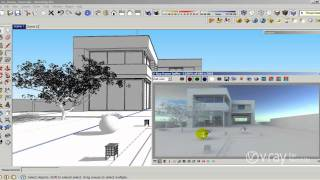 З V-Ray для SketchUp і як використовувати HDRI і параметри ВС - підручник
