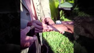 Family Garden Wedding