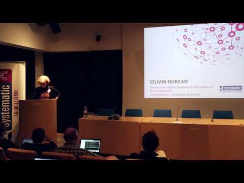 Selmin NURCAN - Université Paris Panthéon-Sorbonne