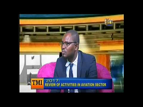 PART 1 - GENERAL REVIEW OF ACTIVITIES IN AVIATION SECTOR 2017