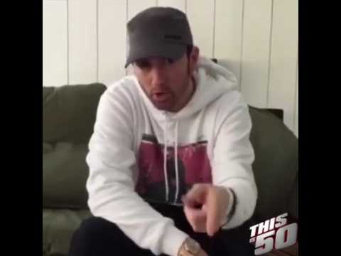 EMINEM Spits Fire For 50 Cent For His Birthday