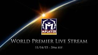 Mplayer World Premier Live Stream