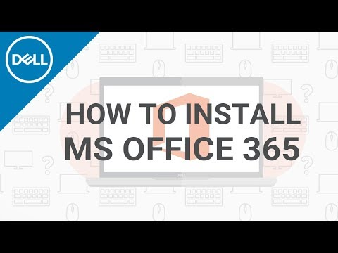 How To Install Office 365 (Official Dell Tech Support)