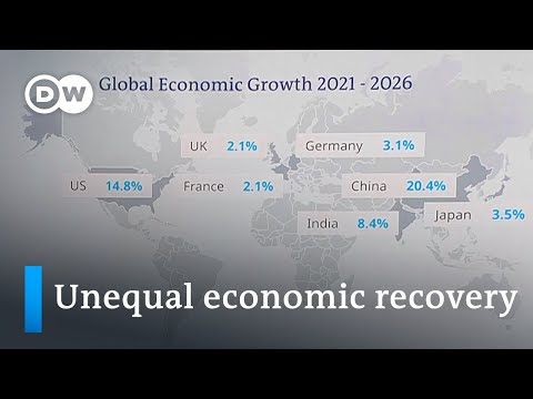 Global economic growth report shows accelerated shift towards Asia | DW News