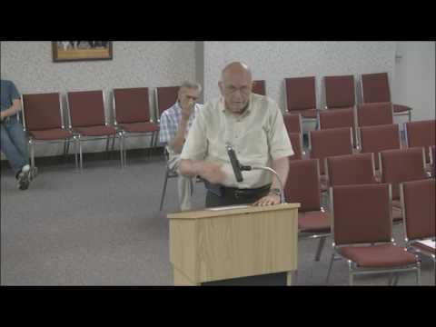 Grand Blanc Twp. Board Meeting - 7.13.17