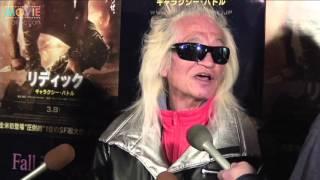 【関連動画】内田裕也、樹木希林とハワイで遭遇。一度の食事明かす http...