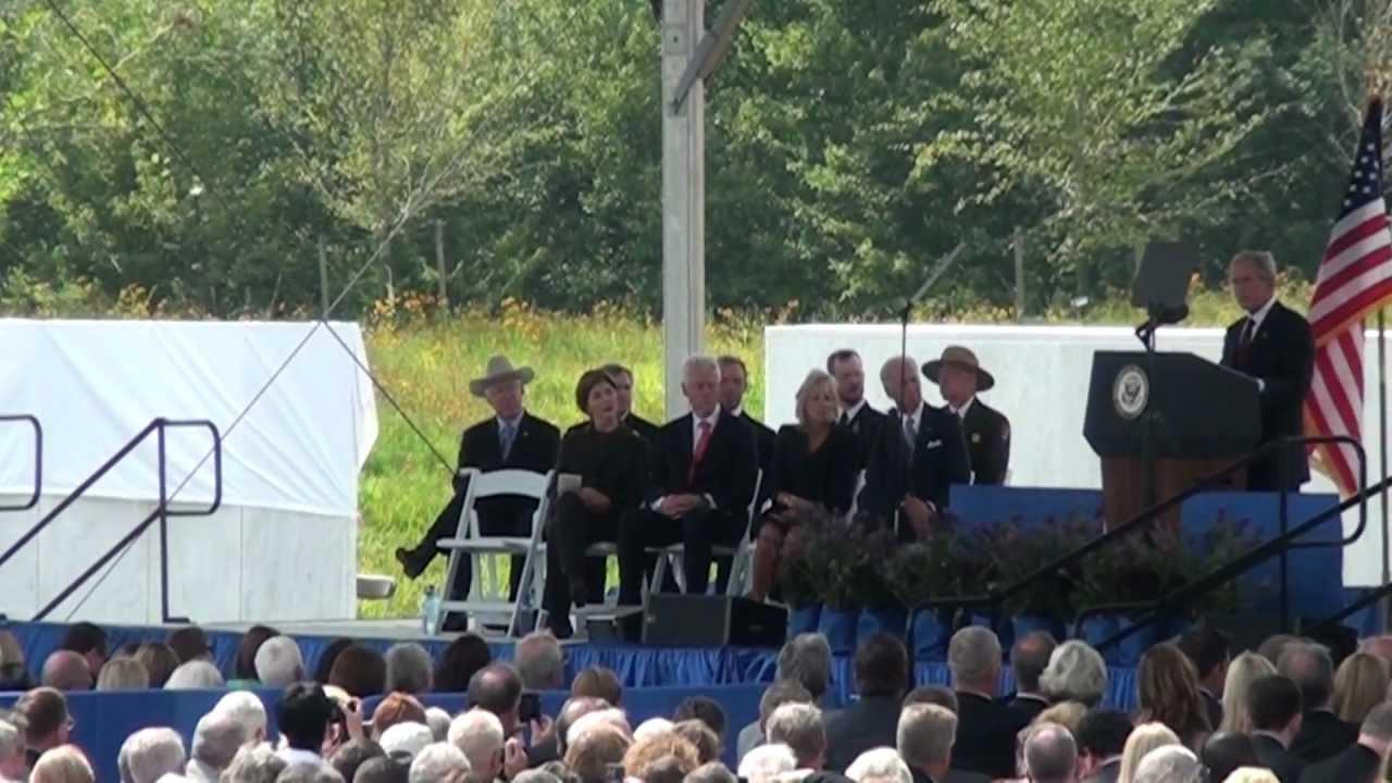 tree dedication speeches