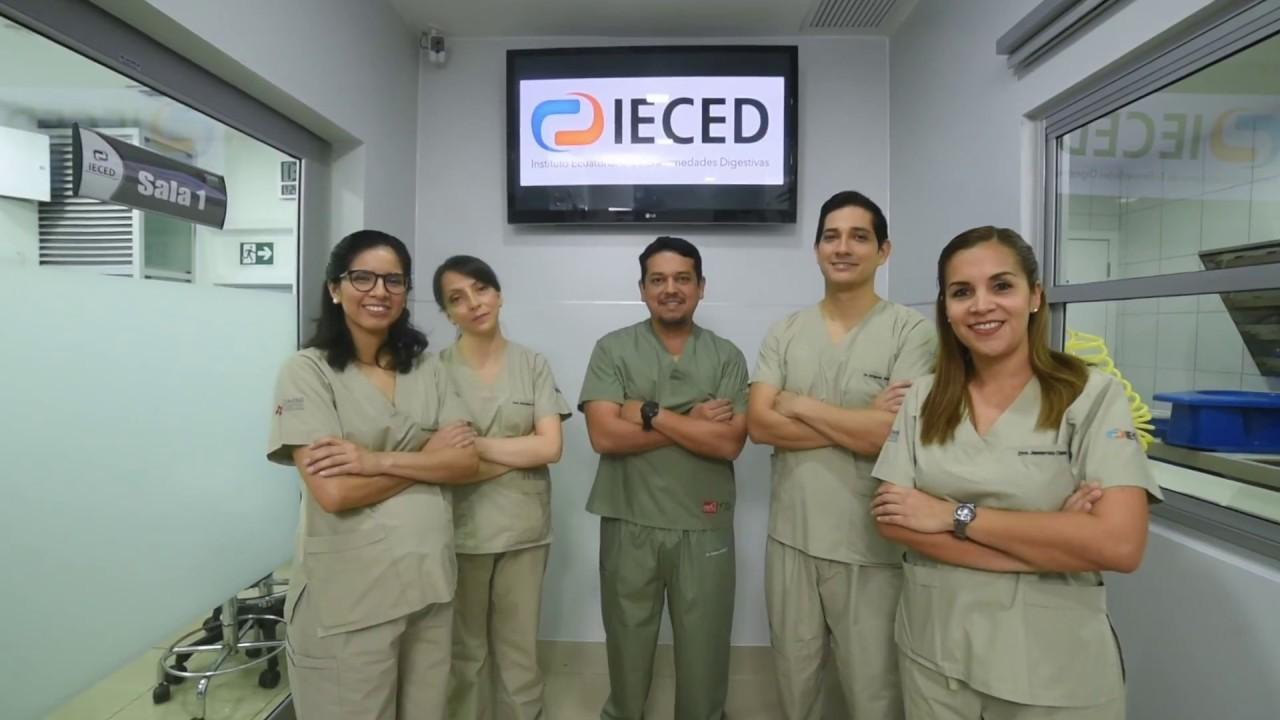 IECED Gastroenterología en Ecuador. Videoendoscopía, Cápsula Endoscópica, Ecoendoscopía