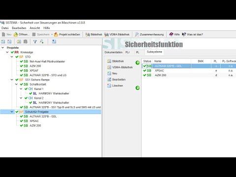 Download Sichere Maschine mit Altivar 320 und SISTEMA