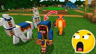Cosas Aterradoras Captados en Minecraft