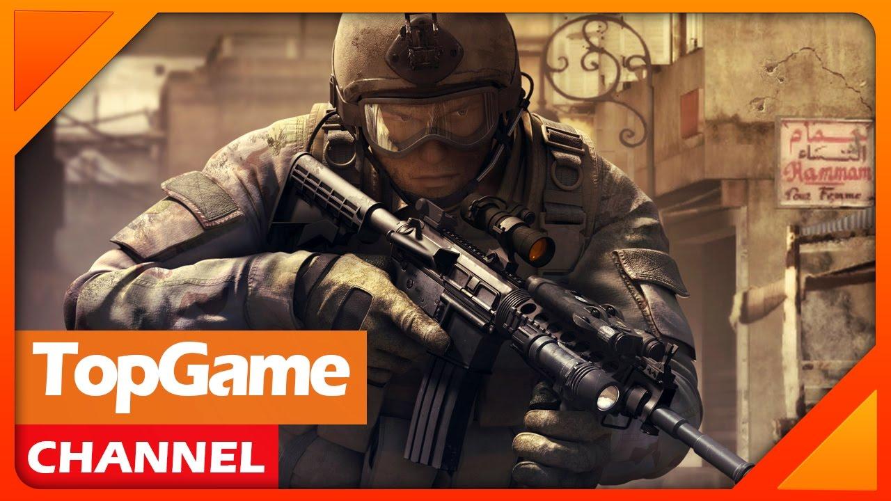 [Topgame] Top 7 lý do CS:GO là game ESport FPS số 1 còn Đột Kích thì không