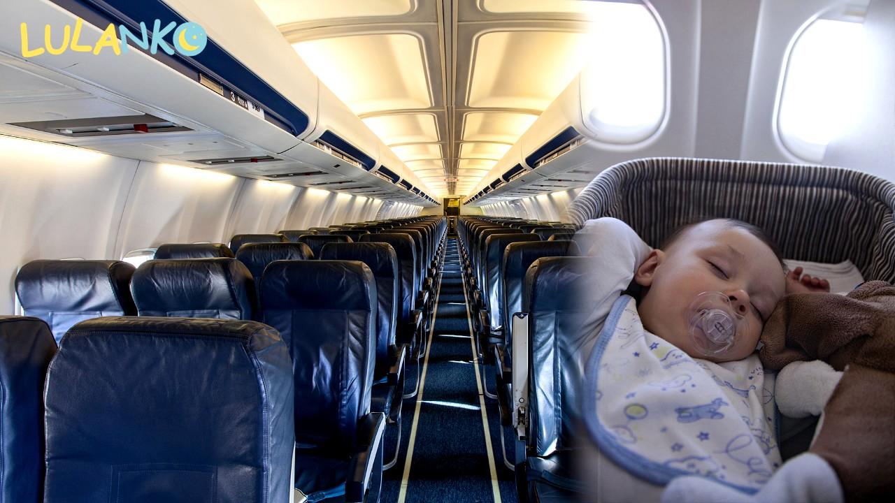 Szum samolotu który UŚPI TWOJE DZIECKO