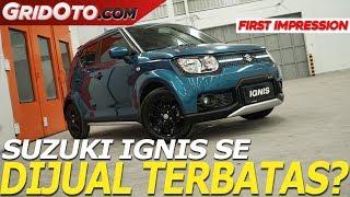 Suzuki Ignis SE | First Impression | GridOto
