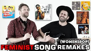 Remaking Popular Songs for Feminism