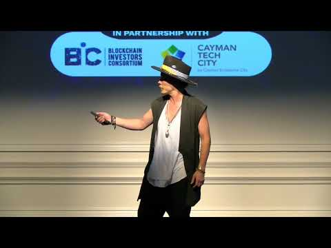 Brock Pierce, Co-Chair at d10e, co-founder of Block.one and Chairman of the Bitcoin Foundation