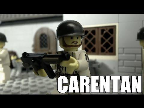 Lego WW2: Battle of Carentan