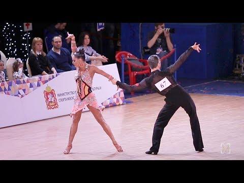 Andrey Gusev - Vera Bondareva Russian | Russian Championship Latin 2018 - SF S