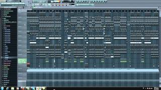 "Daddy-Yankee ft Varios ""Llegamos A La Disco"" REMAKE BY MATTIAS in FL STUDIO + Flp"