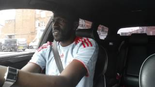 Driving with Shaq-D ft Lethal Bizzle & Diztortion - Fester Skank Unofficial Video