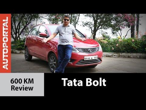 Tata Bolt 600 KM Test Drive Review - Autoportal