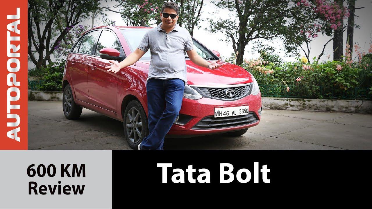 Tata Bolt 600 Km Test Drive Review Autoportal Youtube