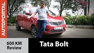 Tata Bolt 600 KM Test Drive Review - Autoportal