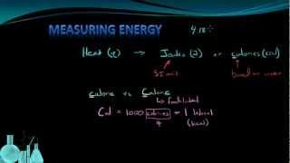 Chemistry 10.1 Heat and Energy