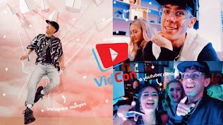 youtubers, youtubers & more youtubers (vidcon london)