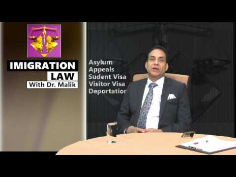 Immigration Law with Dr Malik P1 240317