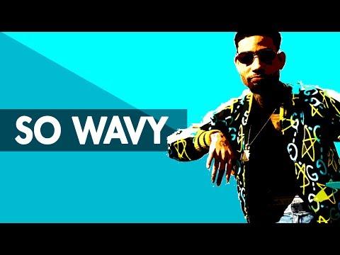 """SO WAVY"" Crazy Trap Beat Instrumental 2017 | Dope Rap 808 Hiphop Freestyle Trap Type Beat | Free DL"