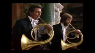 Bachs Brandenburg Concerto, Horns Solo YouTube Videos
