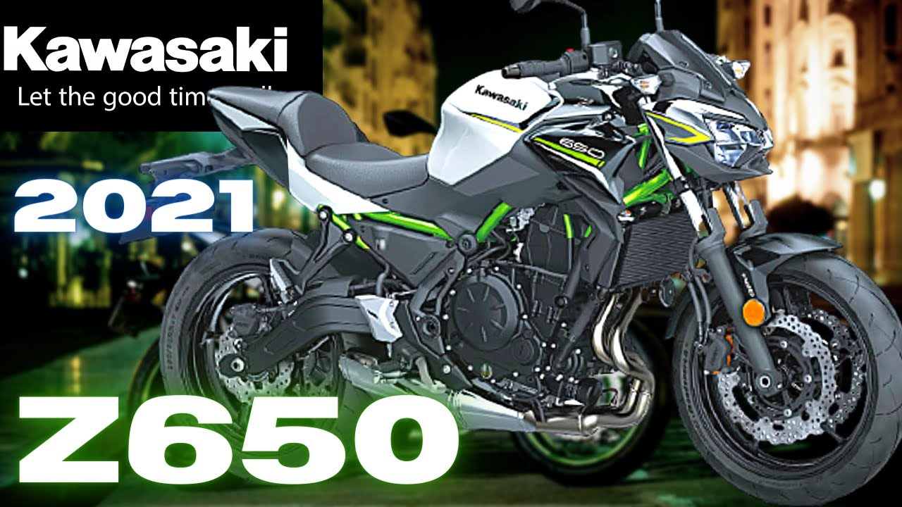 New 2021 Kawasaki Z650 ABS 2021/Uy Vlog - YouTube