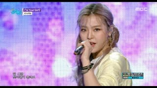 [HOT] KHAN - I'm Your Girl?,  칸 - I'm Your Girl? Show Music core 20180630