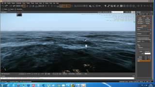 cryEngine 3 free SDK TUTORIAL Создание поверхностей/Наложение текстур/Создание NPC #1