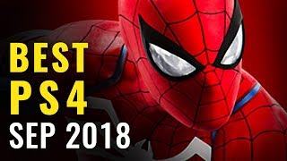 34 Best New PS4 Games of September 2018