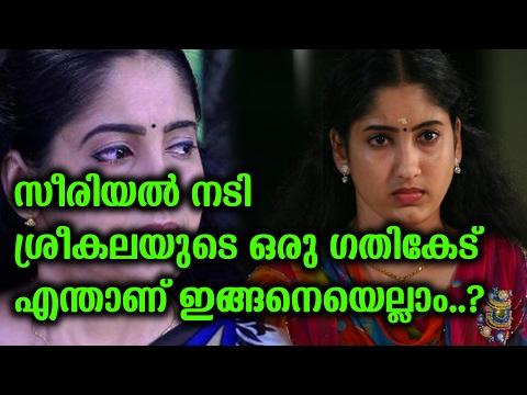 സീരിയൽ നടി ശ്രീകലയുടെ ഒരു ഗതികേട് എന്താണ് ഇങ്ങനെയെല്ലാം | Serial Actress Sreekala About Film Life
