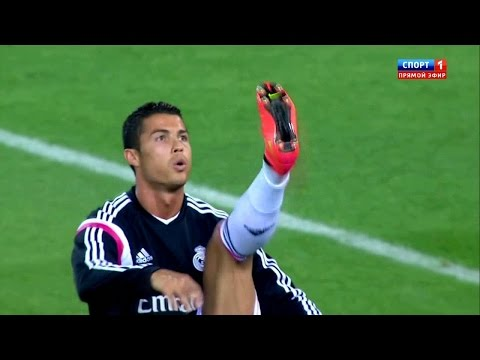 Cristiano Ronaldo Vs Atletico Madrid Away - SSC 14-15 HD 720p By zBorges