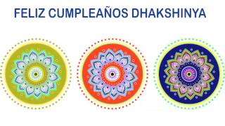 Dhakshinya   Indian Designs - Happy Birthday