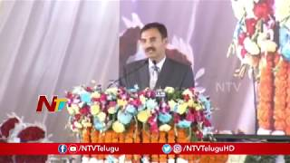 Justice L Nageshwar Rao Speech At Temporary AP High Court Inauguration Ceremony