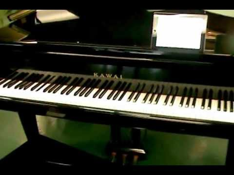 Kawai Upright Pianos Chupps Piano Service Inc >> 5 1 Kawai Model Ge 20 Baby Grand Piano With Player System By