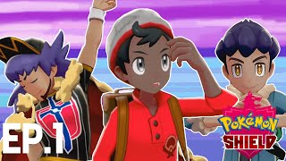 Pokemon Sword and Shield | Ep.1 - My Journey Begins!