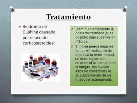 SINDROME DE CUSHING SEMIOLOGIA.wmv - YouTube