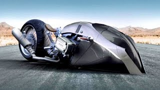Most Incredible Futuristic Motorcycles You Need To See!