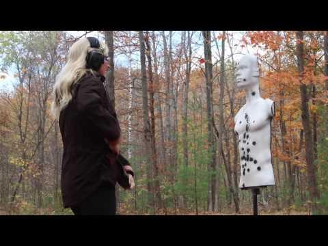Detroit Holster Berne Conceal Carry Jacket Shooting Demo