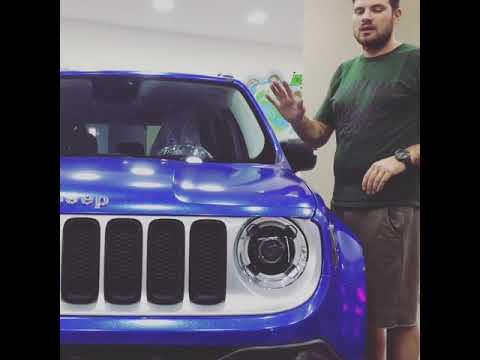 Christian Corse Fari Personalizzati Jeep Renegade Full Led Youtube