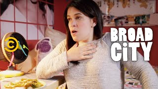 Hack Into Broad City - Dinner - Uncensored