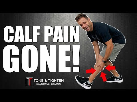 STOP Calf Pain | Best Stretches For Calves