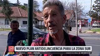 Globo de televigilancia debuta en los cielos de Puente Alto