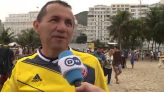 FIFA-Bannmeile - Ziviler Ungehorsam an der Copacabana | Journal